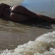 In riva al mare...