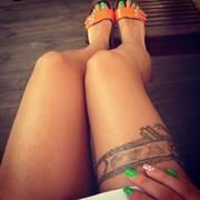I miei piedini….